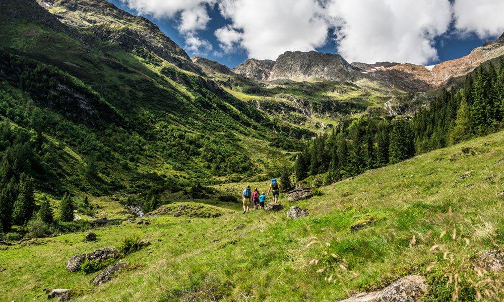 Urlaub in Pflersch - genießen Sie die Nähe zur Natur