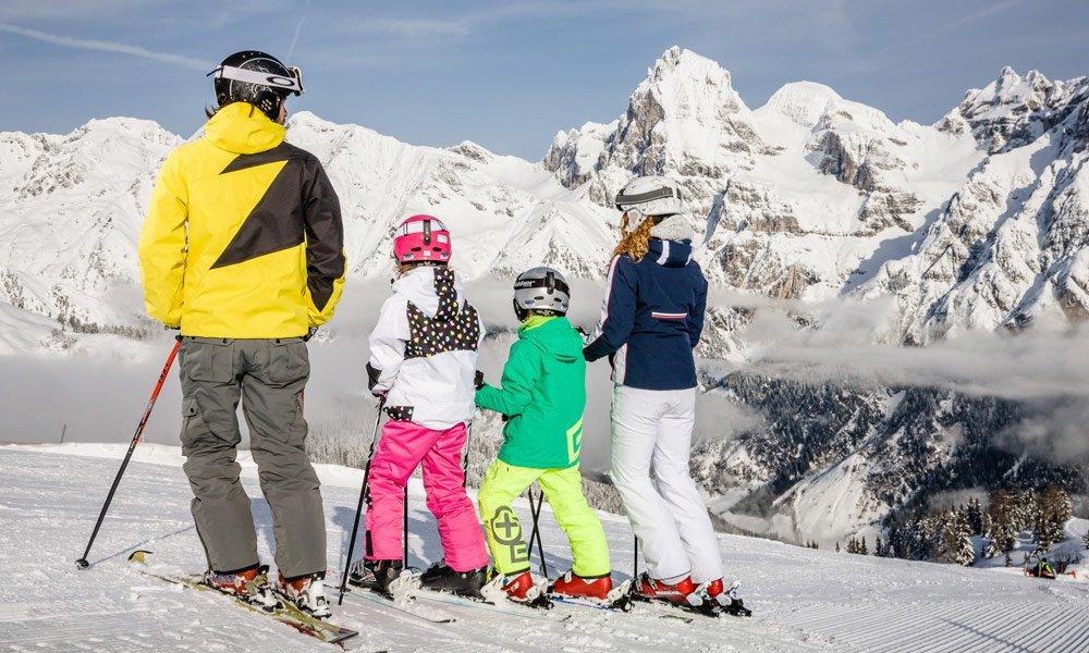 Venite a trascorrere le vacanze invernali in agriturismo in Alto Adige